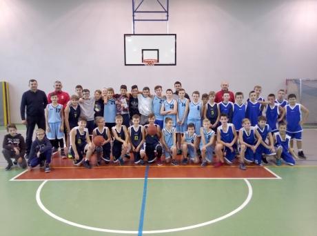 Mistrzostwa Żar w piłce koszykowej...