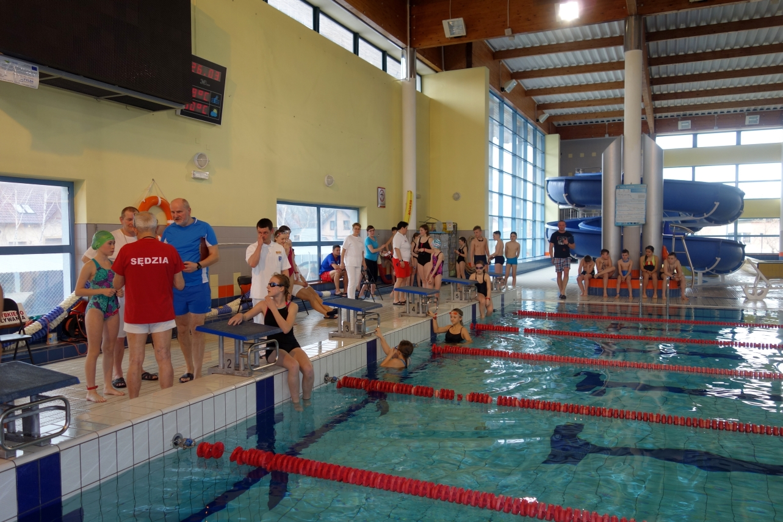 Ilustracja do informacji: Igrzyska Dzieci w pływaniu