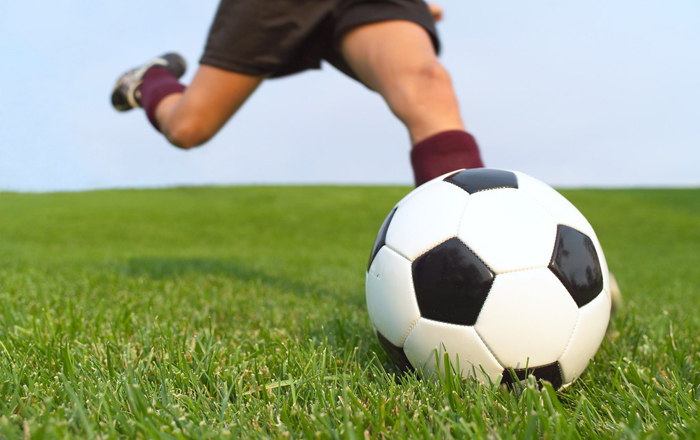 Ilustracja do informacji: Mecze piłkarskie Województw Lubuskie - Śląskie
